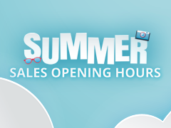 Summer Opening Hours 2021