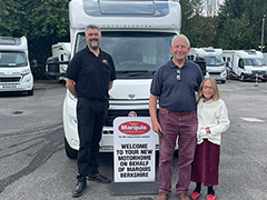 Welcome to your new Auto-Sleeper