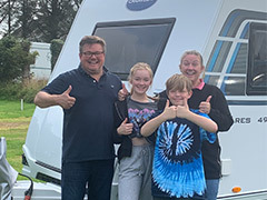 5 Go Caravanning Competition Winners!