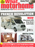 What Motorhome features the Majestic 254