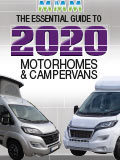 Essential Guide to Motorhomes 2020 - Mobilvetta