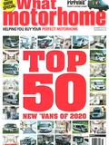 TOP 50 NEW 'VANS OF 2020 - KEA P65