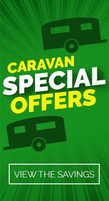 CARAVAN SPECIAL OFFERS
