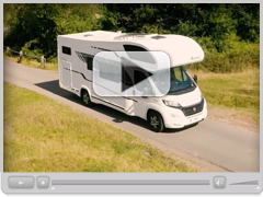 Mileo range for motorhomes for 2018