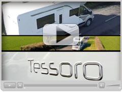 Tessoro range of motorhomes for 2019