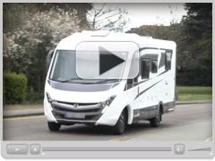 Mobilvetta motorhome range for 2018