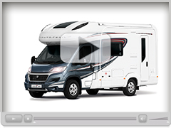 Auto-Trail Tracker Range 2018