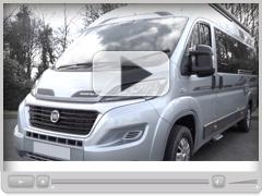 Auto- Sleepers Kemerton XL van conversion motorhome (2018)