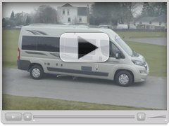 Auto- Sleepers Warwick Duo van conversion motorhome (2018)