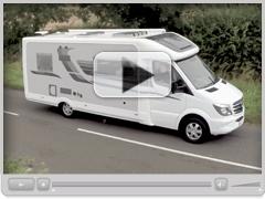 Auto-Sleepers Winchcombe coachbuilt motorhome (2018)