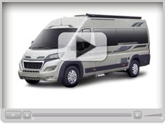 Auto-Sleepers Warwick XL van conversion motorhome (2018)