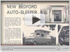 The History of Auto-Sleeper Motorhomes
