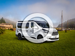 Randger | Pitching up your motorhome