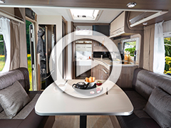 Caravan Magazine Review the Caravelair Allegra Home 560