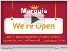 We're Open and COVID-19 Secure