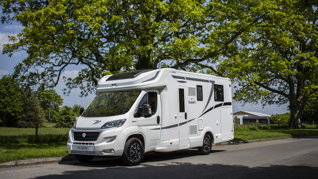 What Motorhomes' top 50 new vans for 2020!