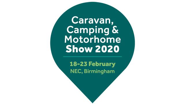 Don't miss McLouis at the Caravan, Camping & Motorhome Show!
