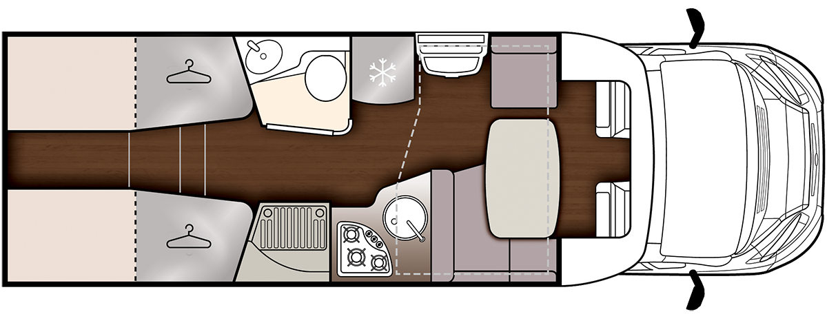 Fusion 373 day floorplan