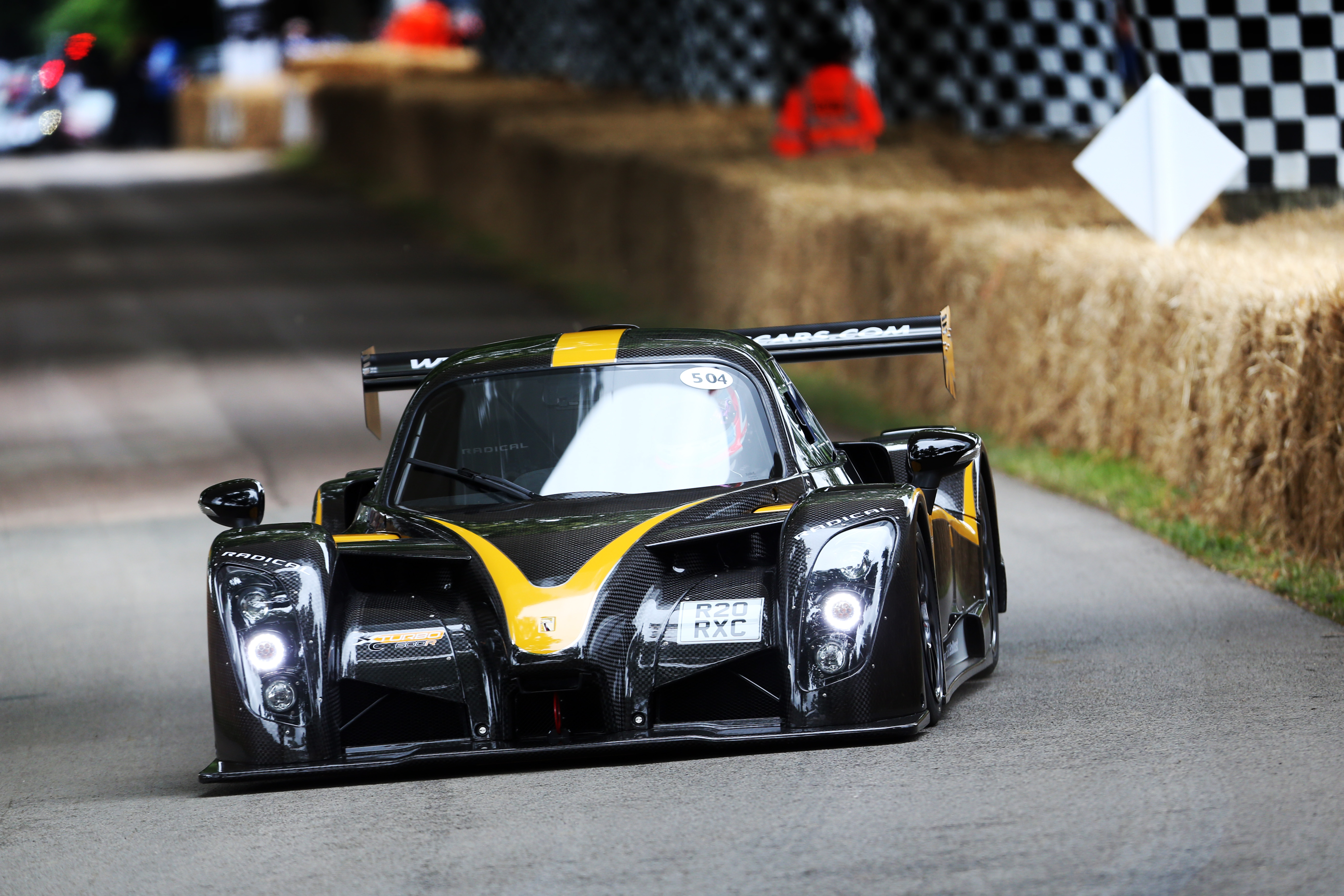 Radical Unleashes RXC Turbo 600R 20th Anniversary Car
