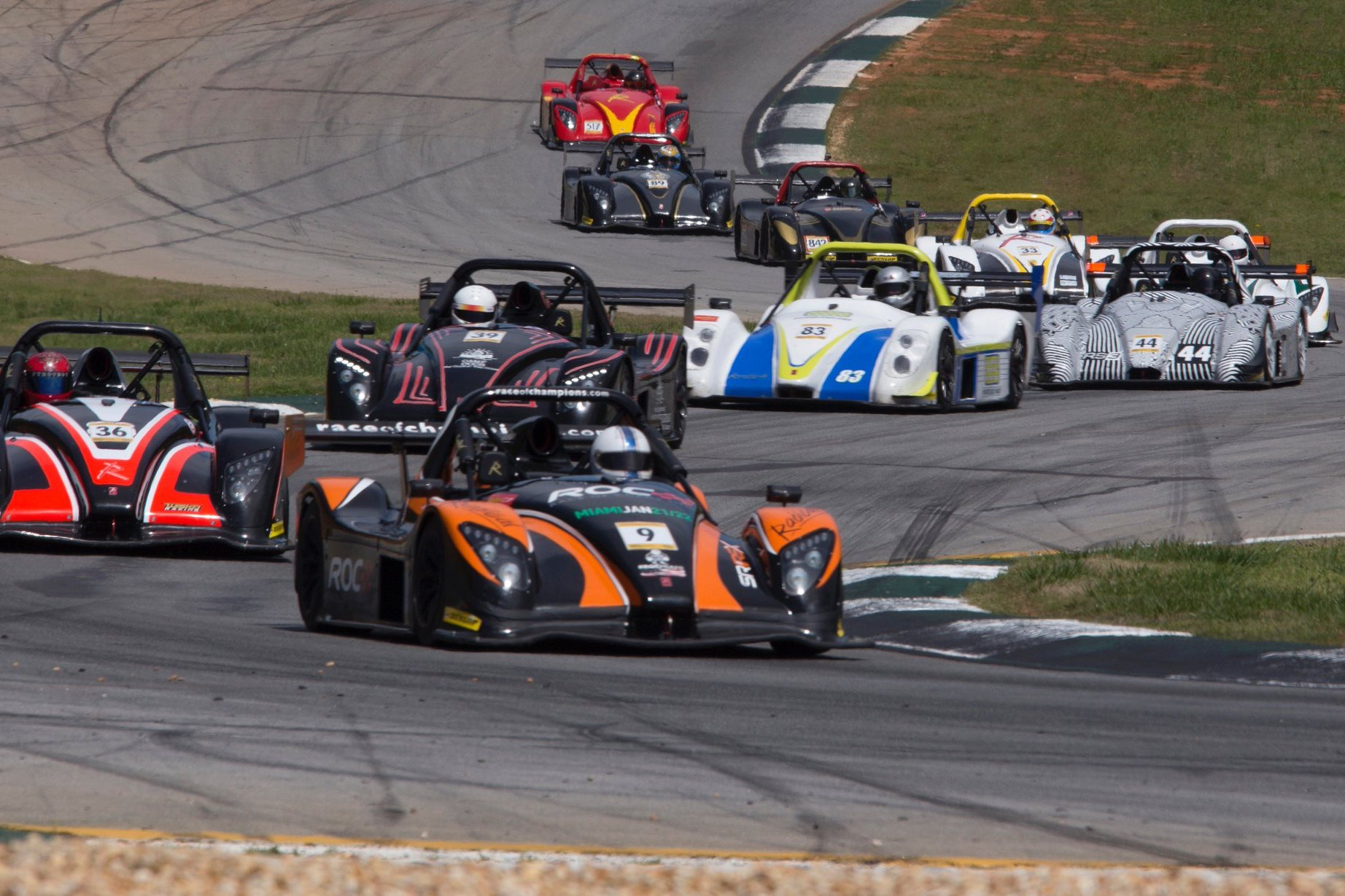 2018 Radical North American Championship To Commence At COTA