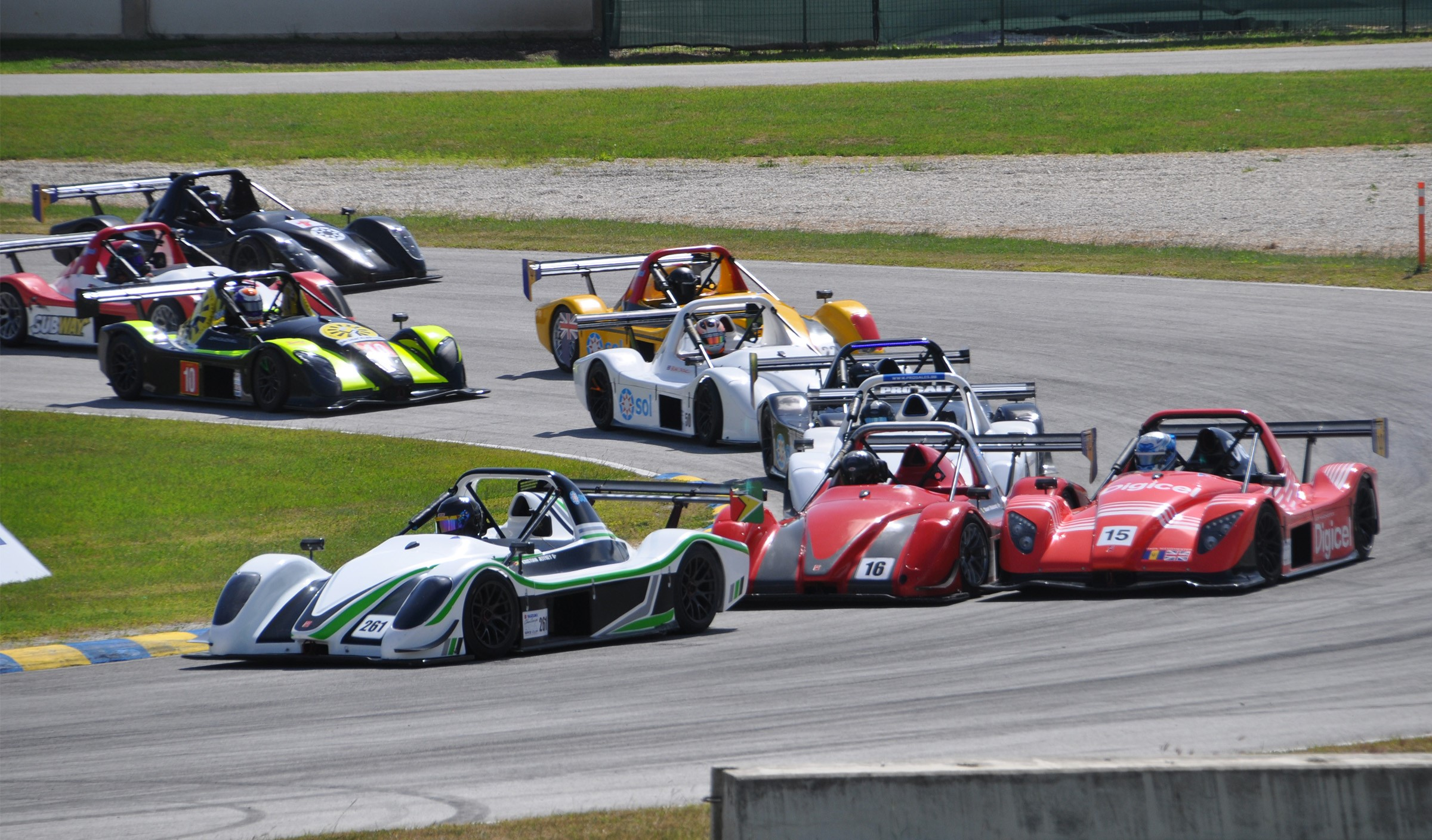 BPCI appointed regional dealer for Radical Sportscars