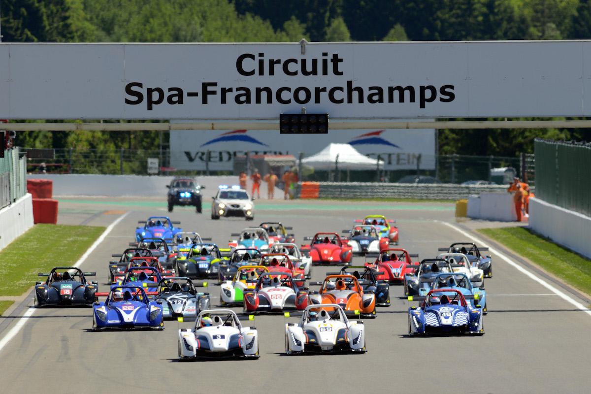 Radical Launches 21st Anniversary Year at Autosport International