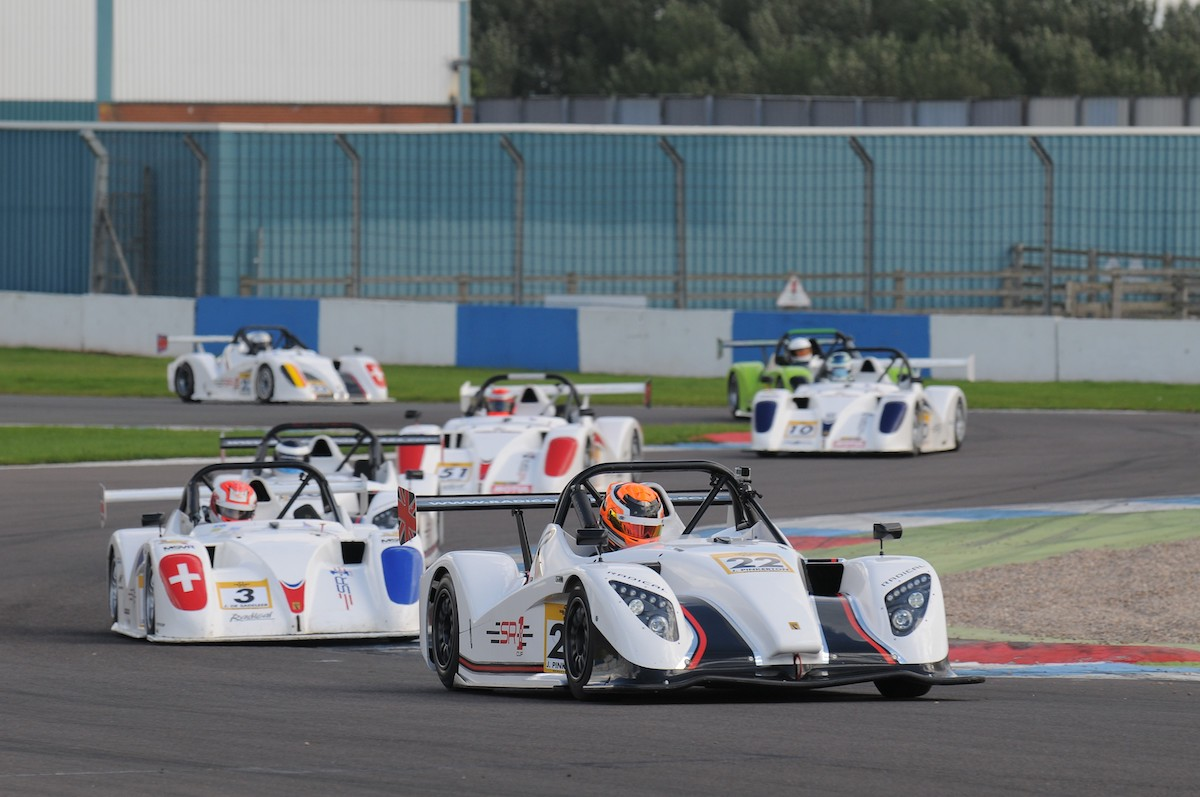 Radical Offers Karters Exclusive SR1 Test Opportunity