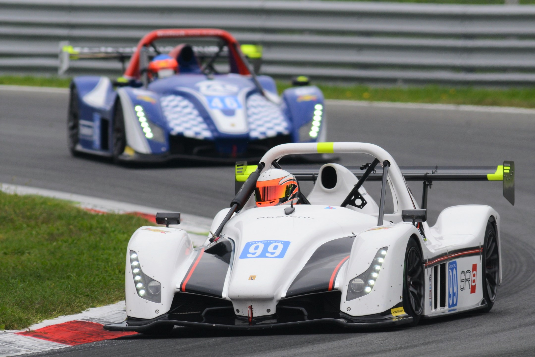 Revitalised SR8 Class Heads European Masters Opening Round