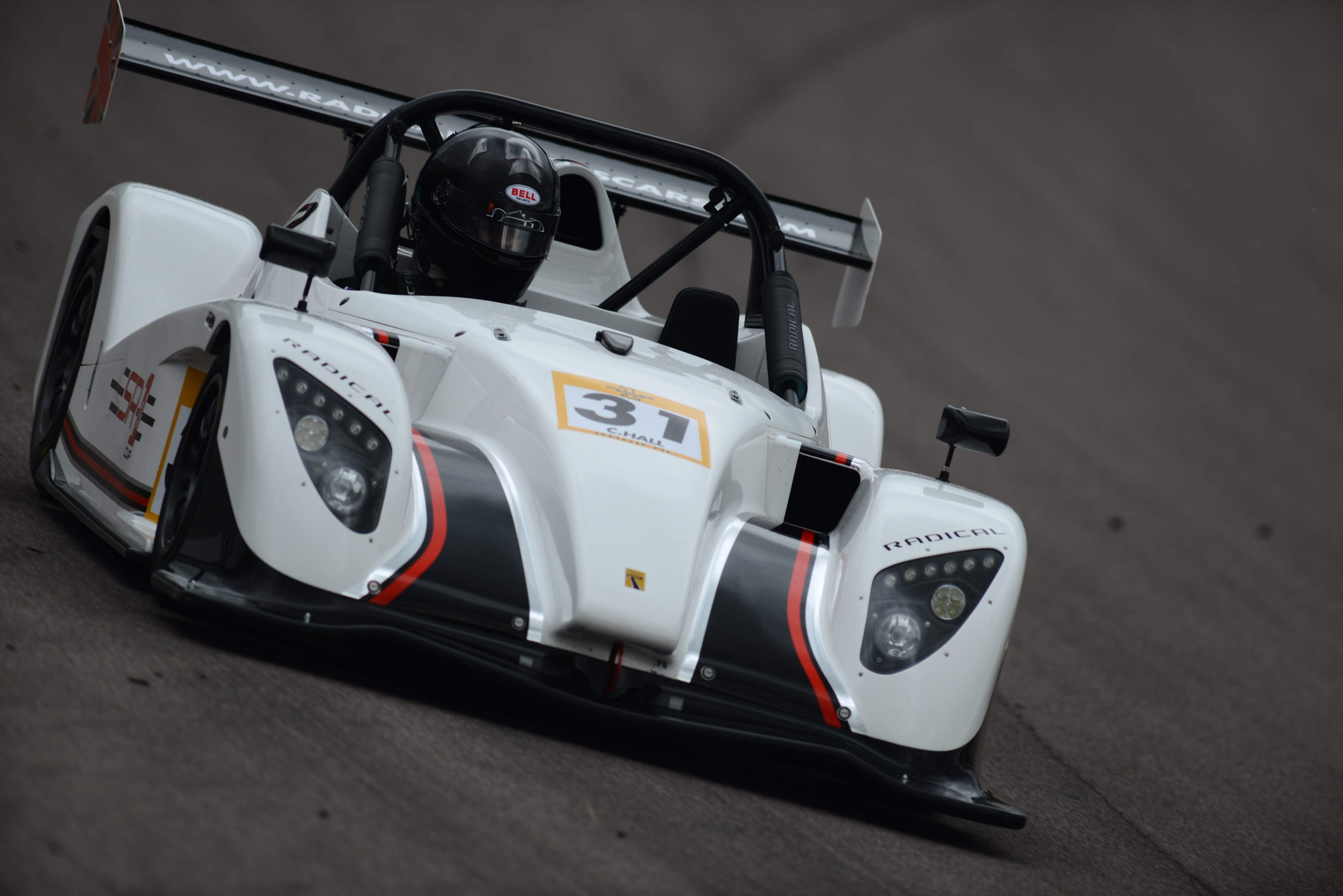 The Radical SR1 Cup: Enter Britain's fastest novice racing championship