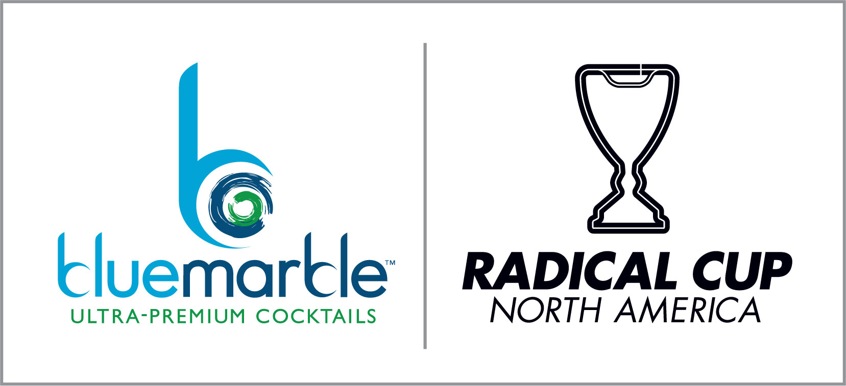 Blue Marble Cocktails announced as title sponsor  of 2018 Radical Cup North America