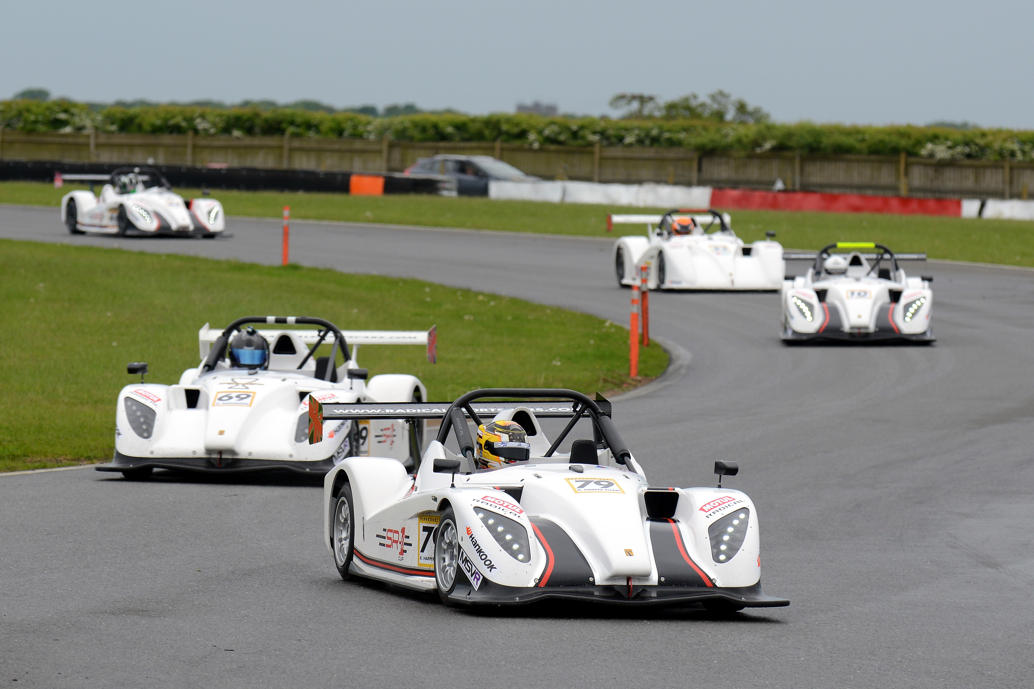 Harper-Ellam Does the Double as SR1 Cup Resumes at Snetterton