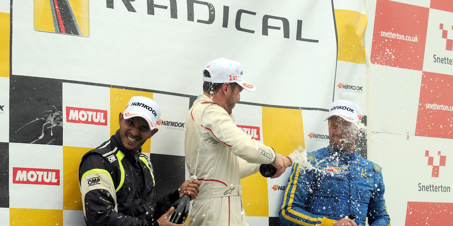 Snetterton race 3 podium web