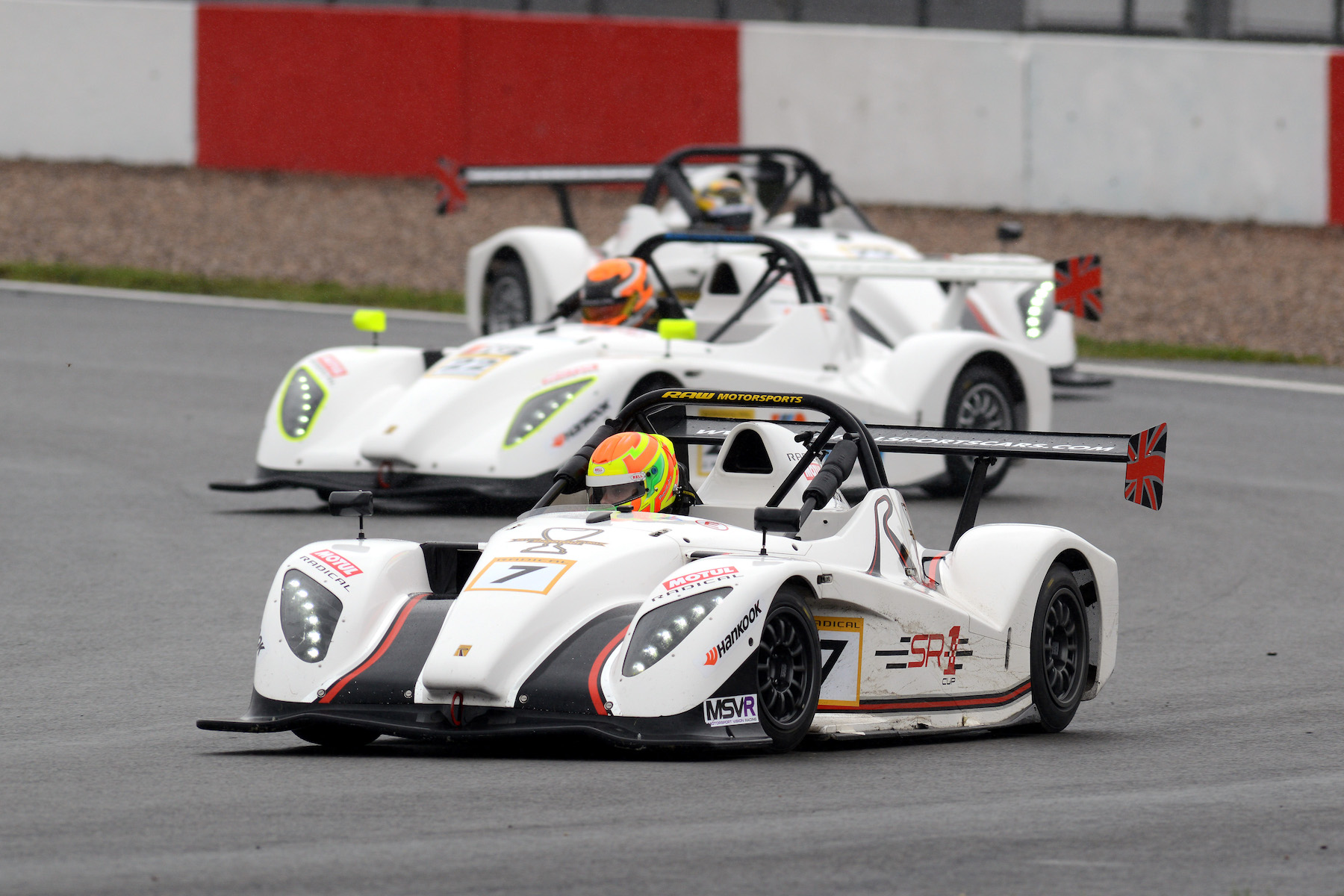 Harper-Ellam limits the damage as Lay makes dream SR1 Cup debut