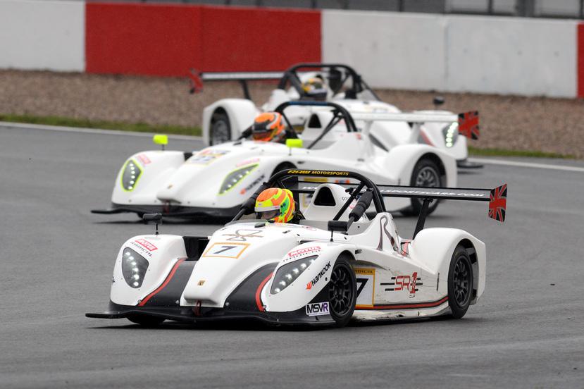 Snetterton sr1 race one lay