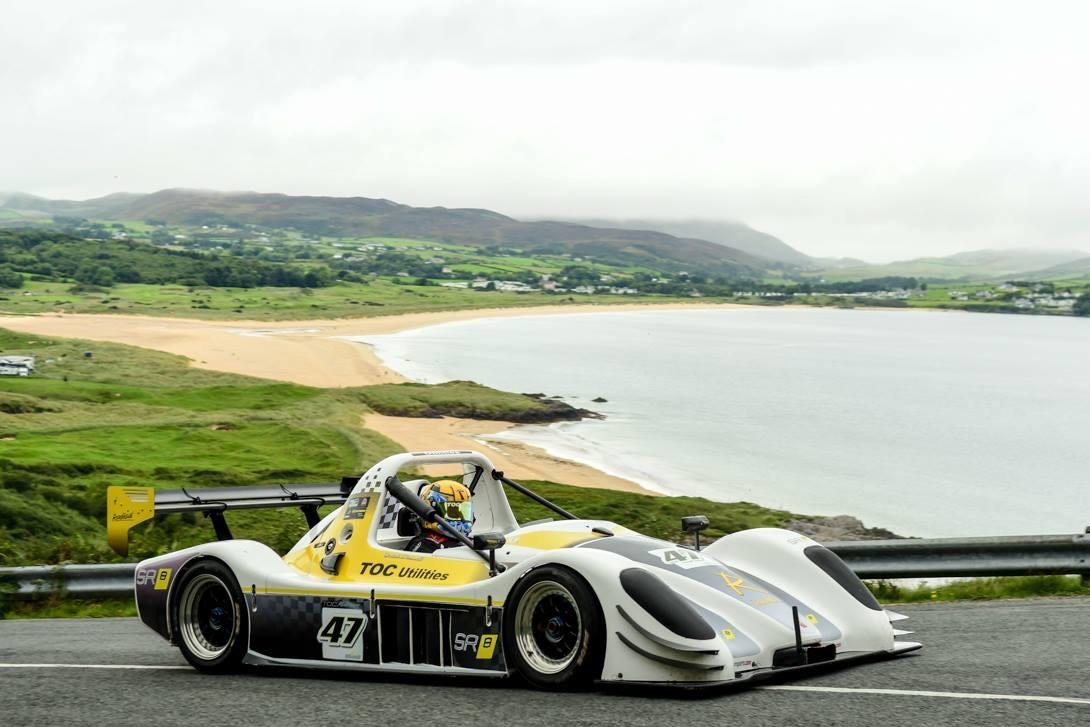 Radical SR8 Wins Northern Ireland Hillclimb Championship
