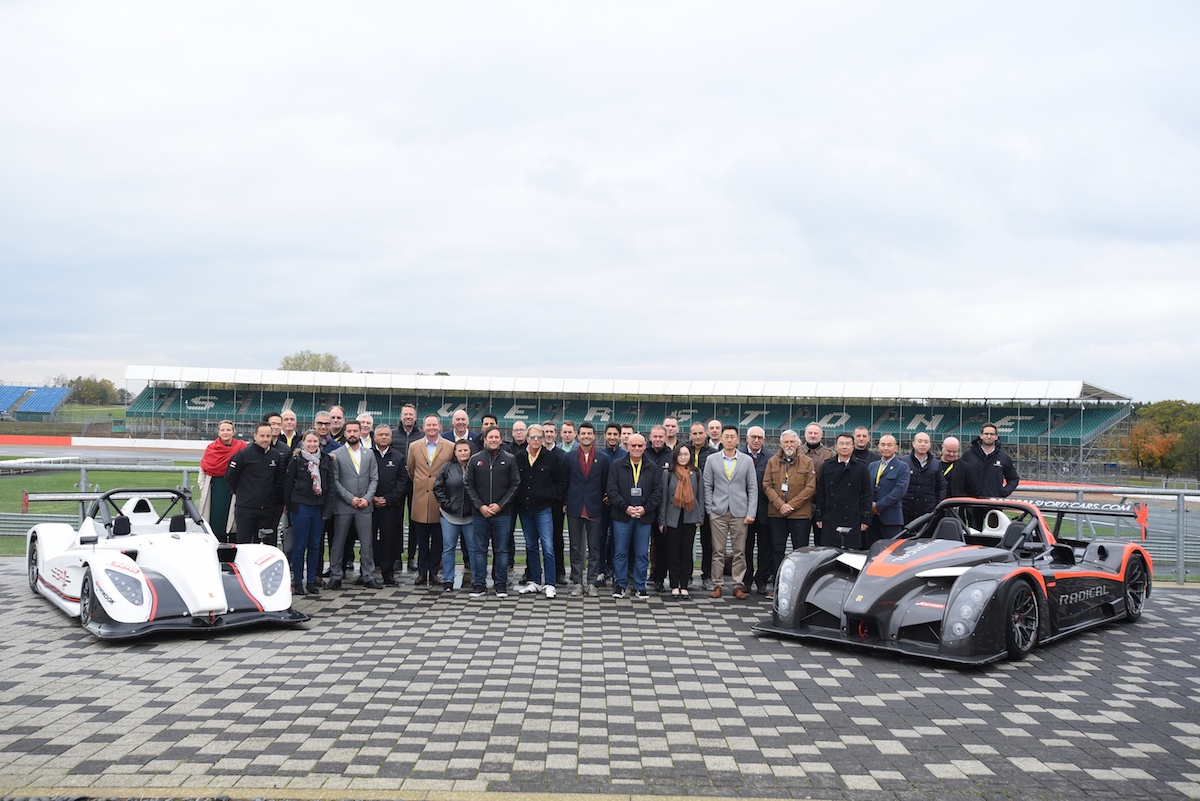 Inaugural Radical Dealer Conference Voted Outstanding Success