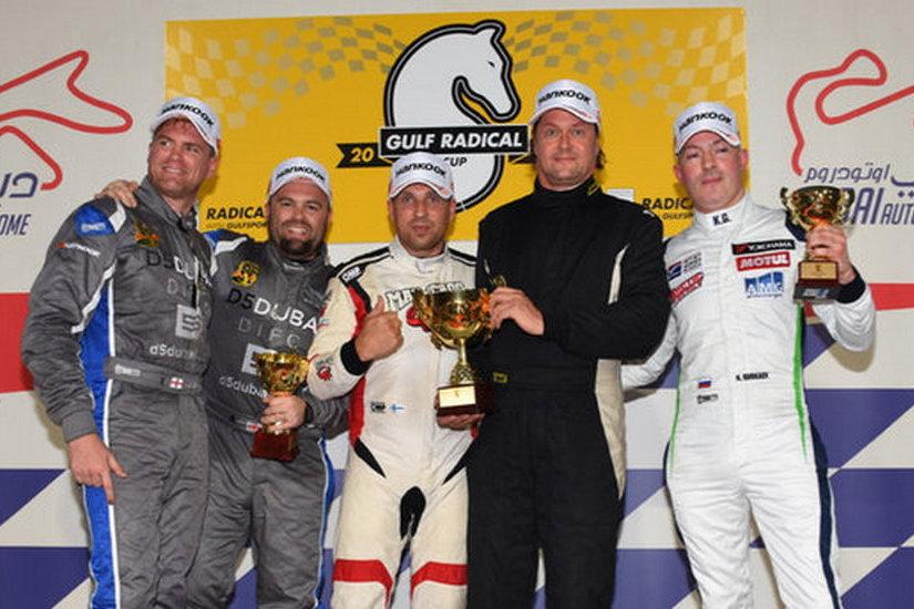 2018/19 Gulf Radical Cup - Rounds 3&4, Dubai Autodrome