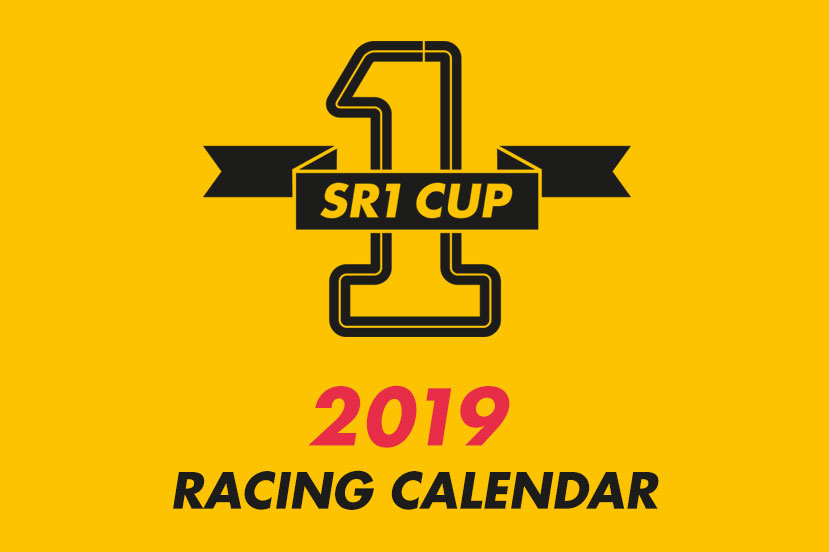 Radical SR1 Cup 2019 Calendar Announced