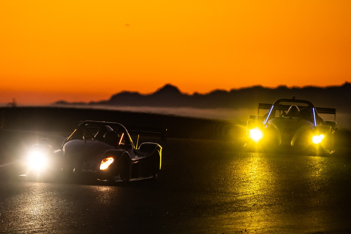 Radical Locks Out ESR Podium At The 25 Hours of Thunderhill