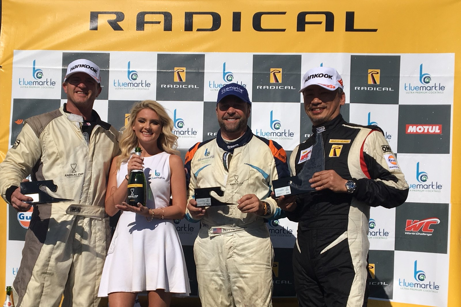 Radical Cup Confirms VIR Opening Round, Extends Blue Marble Cocktails Title Sponsorship