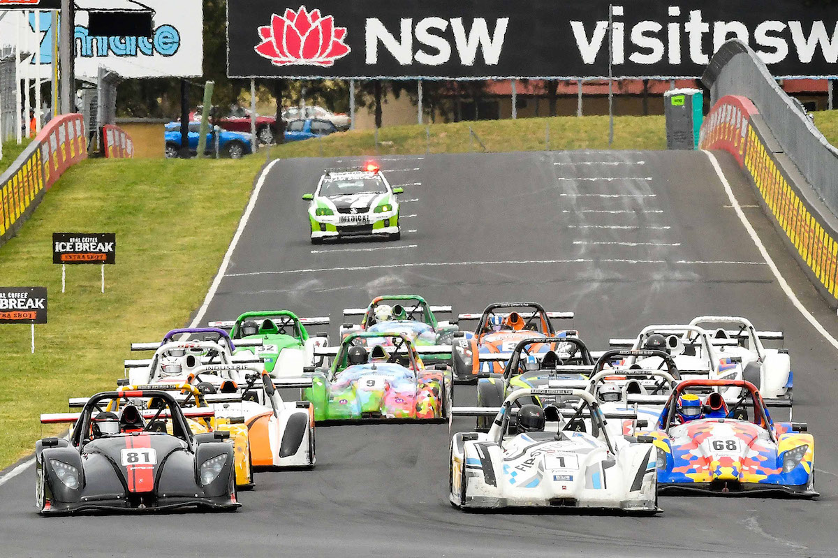 Epic Field Set For Radical Australia Cup Return to Mount Panorama
