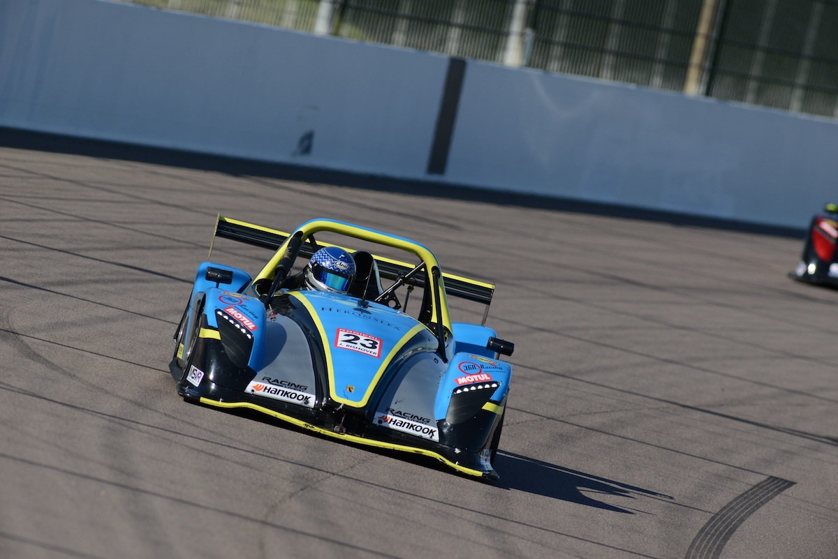 Jason Rishover Makes Full-Time Switch From LMP3 to Radical Challenge 2019