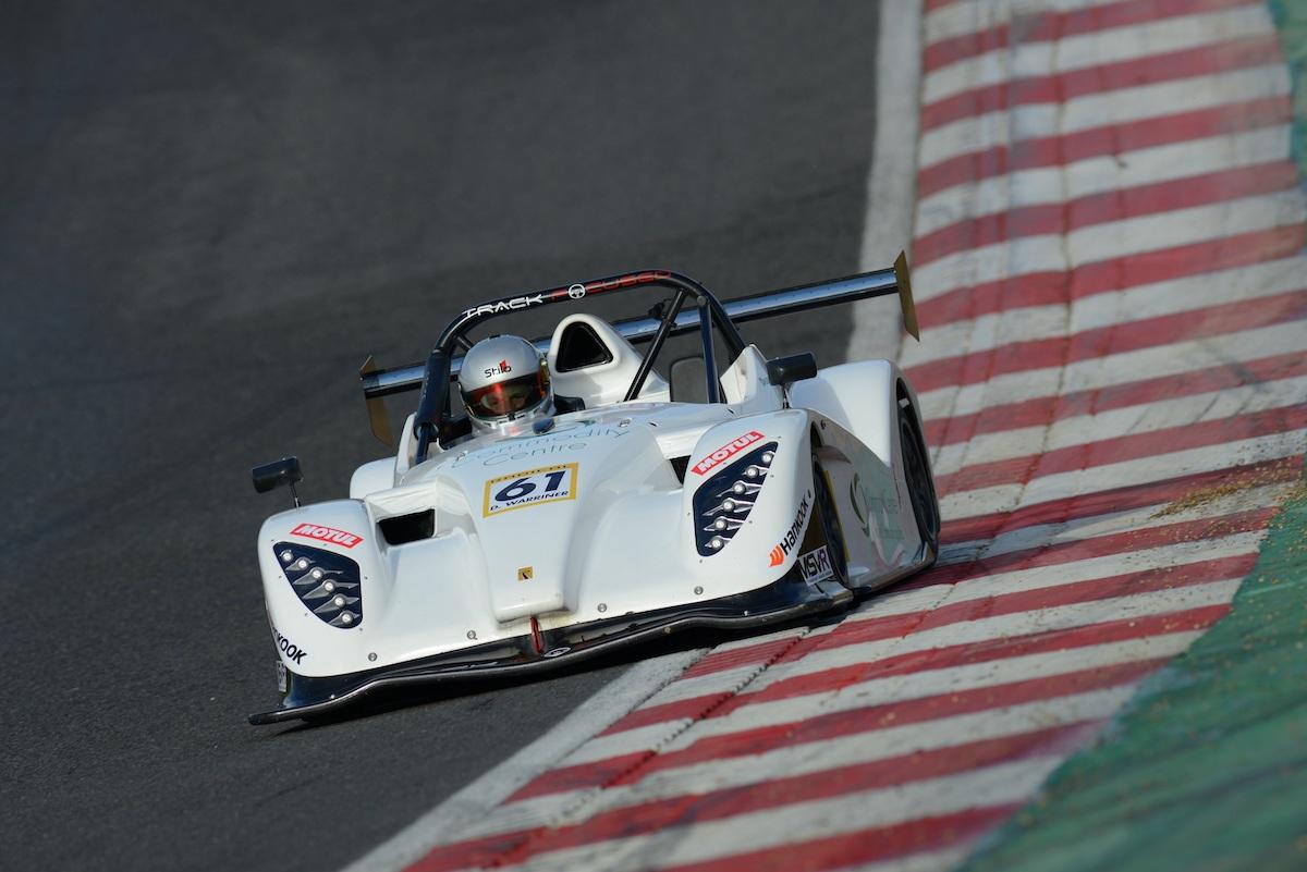 Track Focused Set For Multi-Car Radical SR1 Cup Attack