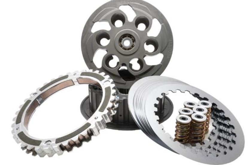Radical spin safe clutch nolog