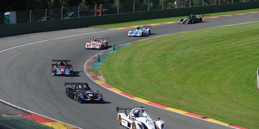 Macrae leads jackson during dramatic final spa race 1200