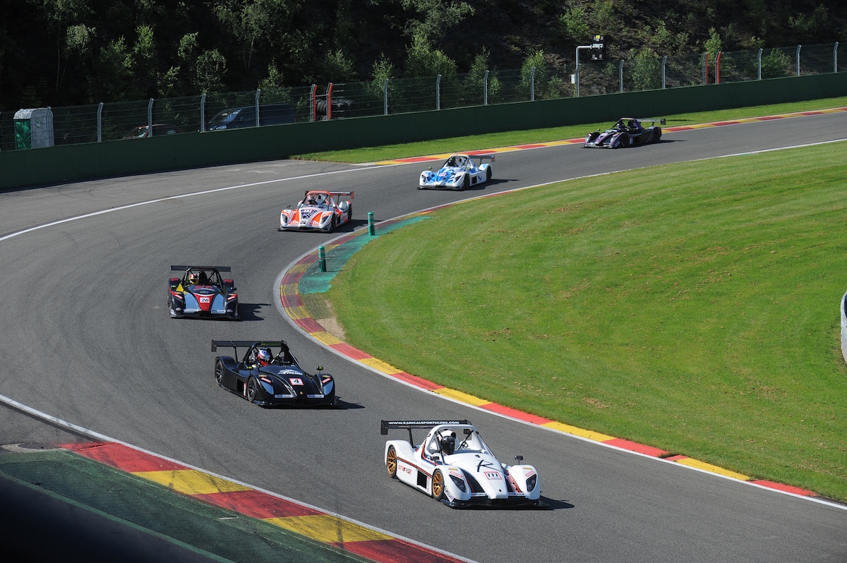 Radical Challenge Reaches Halfway Mark at Oulton Park