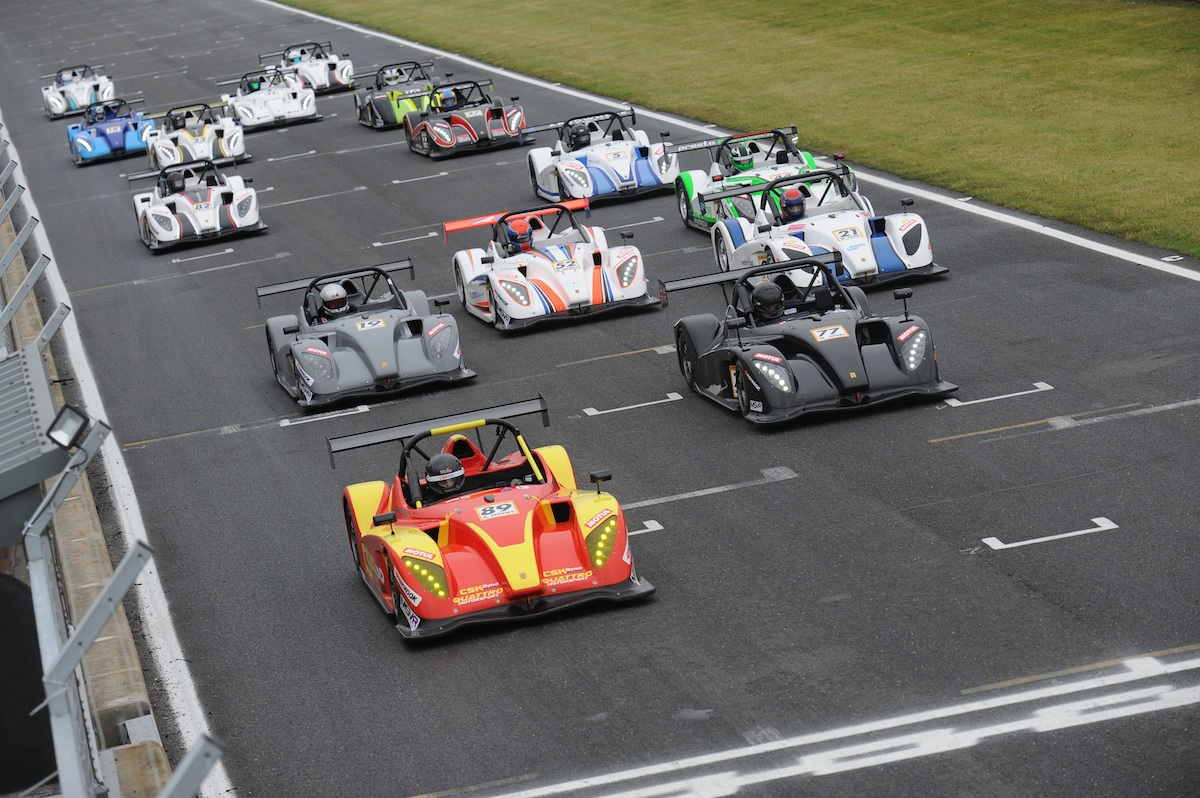 Dominant Stoney inches closer to Radical SR1 Cup crown