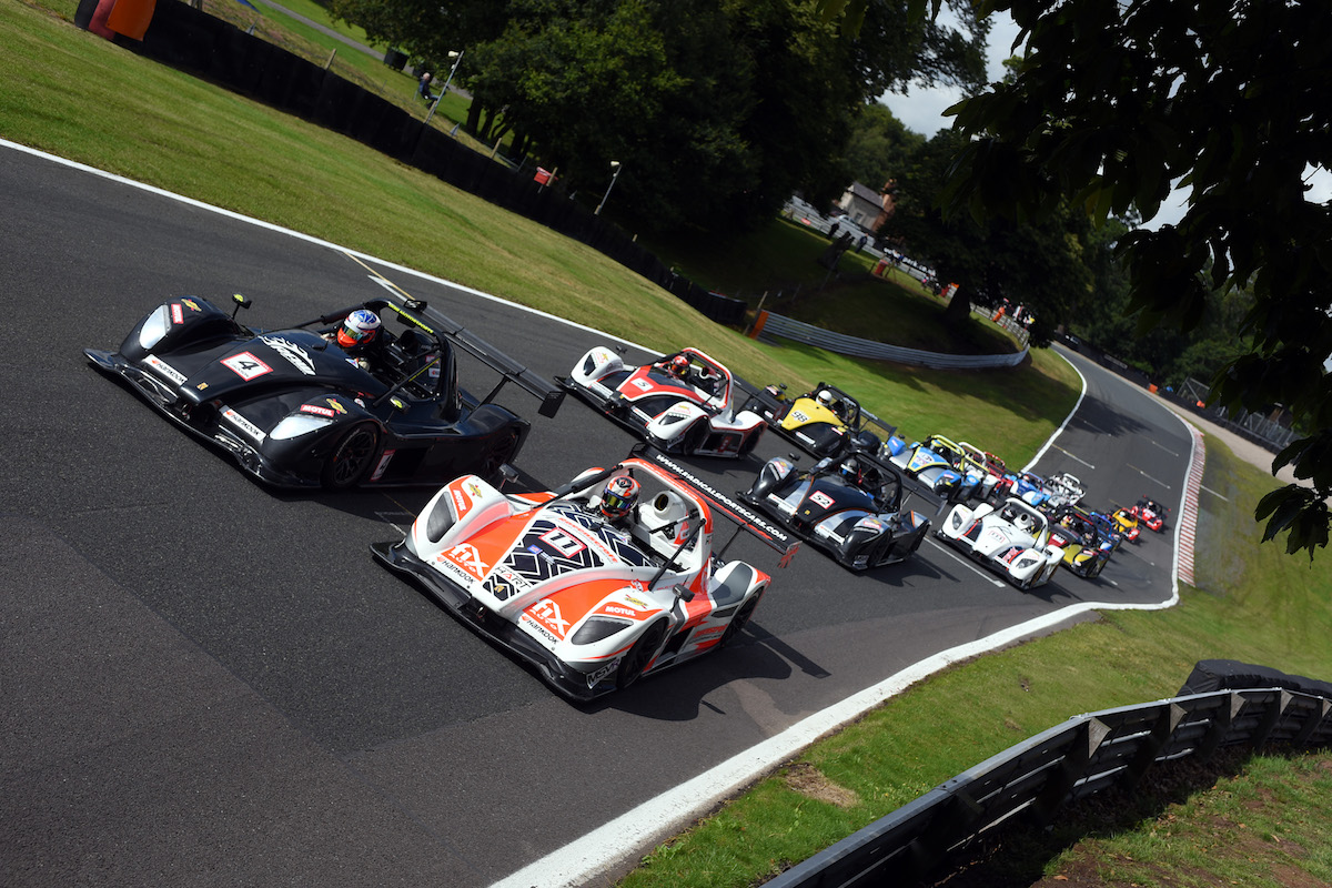 Three-way Radical Challenge title fight descends on Silverstone