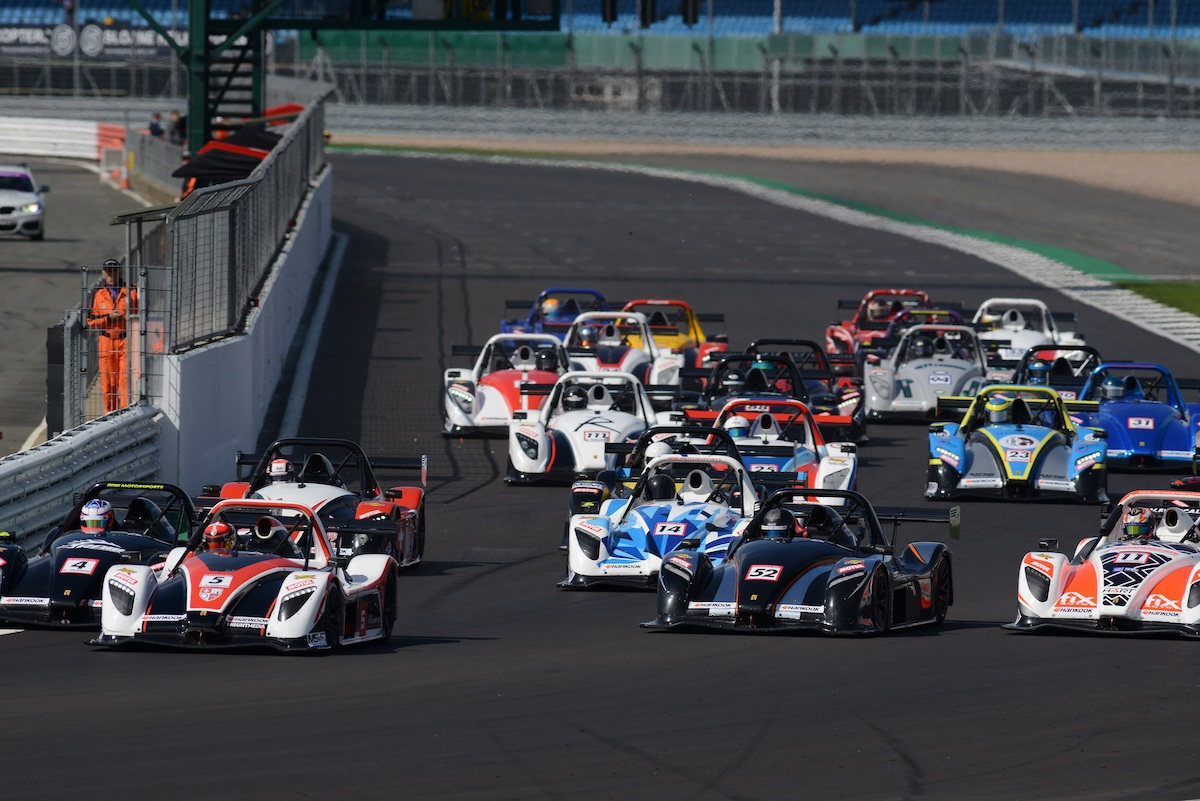 Three-way Radical Challenge fight heads to Brands GP