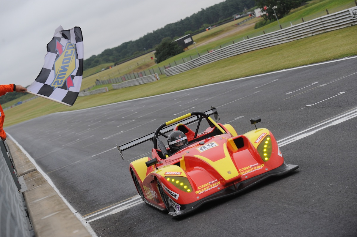 Stoney stands on the brink as SR1 Cup heads to Donington